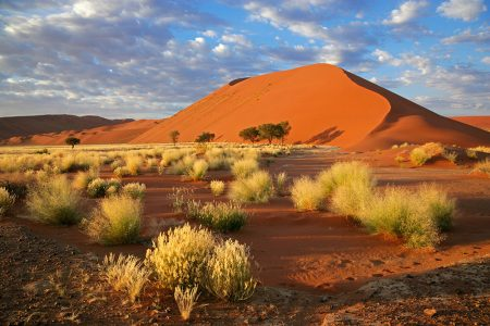 How To Travel To Namibia