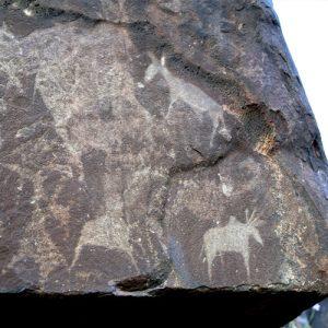 San Rock Petroglyph Project