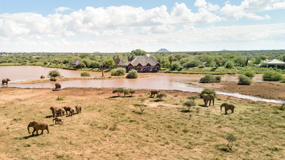 Old Traders Lodge | Luxury Accommodation | Erindi Private Game Reserve