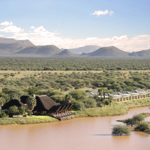 Old Traders Lodge - Luxury Safari Lodge in Namibia